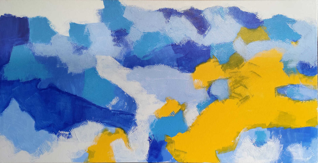 Hommage an Joan Mitchell